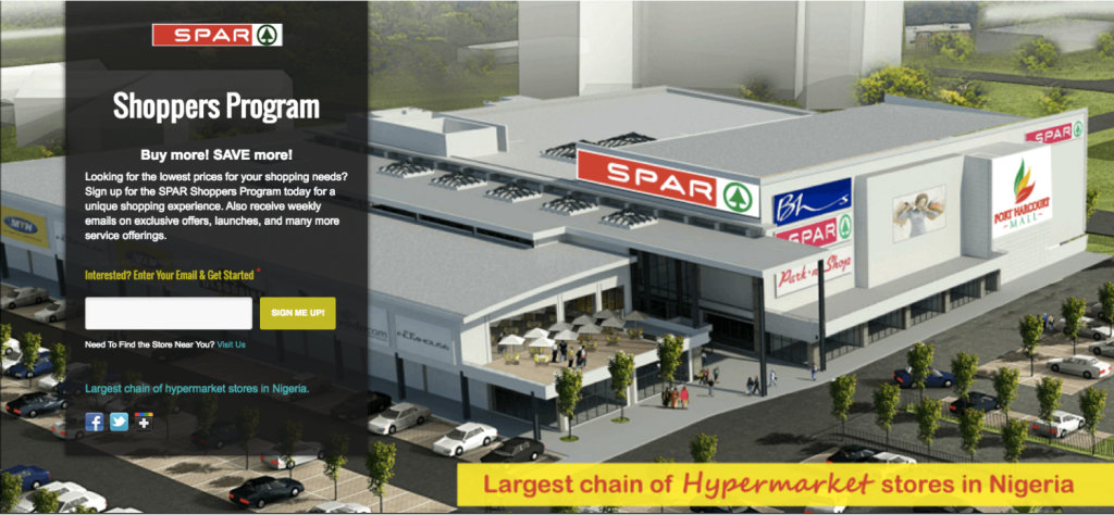 Spar Shopper Program