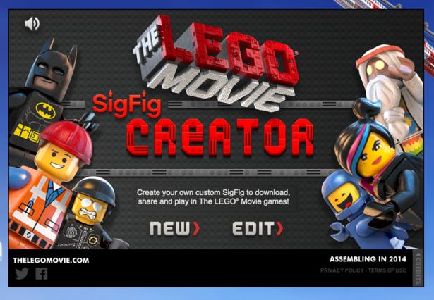 Lego Movie Campaign